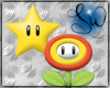 [SW] Star and Flower