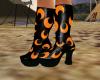 (B) Halloween Boots V3