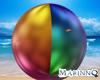 -M- Sea/sky bubble color