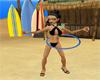 [1a1] hula hoop dance
