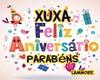 Parabens com Xuxa