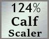 Scale Calf 124% M A