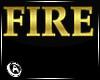 Fire Locket Golden F