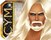 Cym Satin White Beard