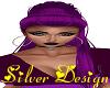 SW Lt/Dk Purple Hair