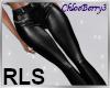 Diana Leather Pants RLS