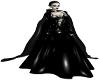 Ms Vampire Dress & Cape