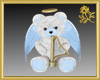 Angel Bear Blue