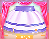 !* Pastel Layer Skirt