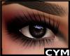 Cym Glitter Black