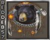 Bear Spirit Animal Floor