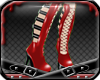 -A- CandyCane Boots