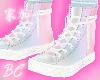pastel unicorn shoes