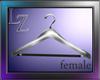 Hanger Avatar F (silver)