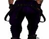 Prince Pants Purple