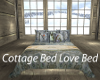 !T Cottage Love Bed