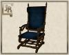 *JR Rocking Chair Antq B