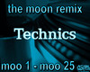 the moon  remix