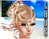 #2RU Curls Updo Honey
