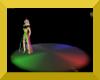 disco floor lights