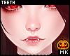 金. Vampire Teeth