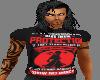 shirt saying protection
