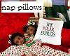 kids polar express nap