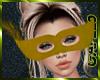 Carnival Mask Gold