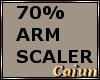 Arm Scaler 70%