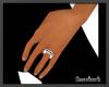 ONXY MENS WEDDING RING