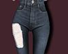 Shredded jeans v2