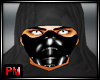 PM Fighter Hooded Mask M