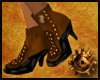 SKY PIRATE Shoe w Spats