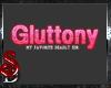 *SD*Gluttony Sticker