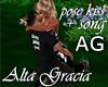 (CR) Pose Kiss + Song
