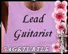 ST}Tank Lead Guitarist M