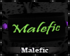 ⛧: Malefic's Collar