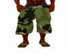 ZG Camo Shorts