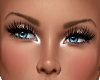 Slim Ginger Eyebrows
