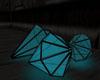 A| geometric lamps