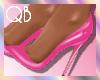 Q~*Pink Heels*