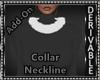 Fur Collar Neckline