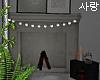 e the fireplace