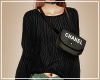 qSS! Sweater + Bag
