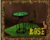 table green @rose@