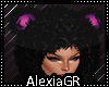 [A] Heria Purple Hat