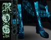 TSE Elite Blue Boots