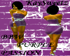 (KS) BBW PURPLE PASSION