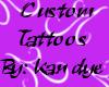 iMzNiqua tattoo