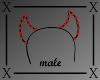 .X. Devil Headband M